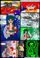 Phineas y Ferb RT Comic Anime Pag 16 by firerirock