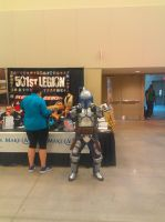 NF Comicon : The Fett by TheWarRises