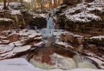 Adams Falls Winter 2012 by MrParts