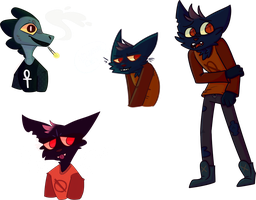 NitW Stuff As Of 3-26 by PRICEFlELD