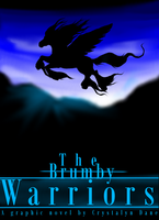 Cover page-The Brumby Warriors by BrumbyHorseWarrior95