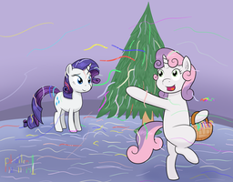 Tinsel Town by phallen1