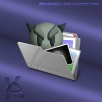 DeviantArt Folder Icon 2 by KAdDigArt