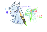 Toridian Anatomy Concepting by Techta