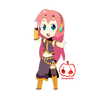 Chibi Luka by Songoanda