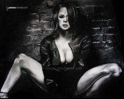 Neve Campbell by yemzee