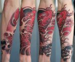 koi tattoo... by graynd