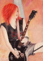 god of rock by amy-m