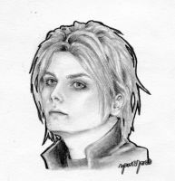 Gerard: Old by xZowieBowiex