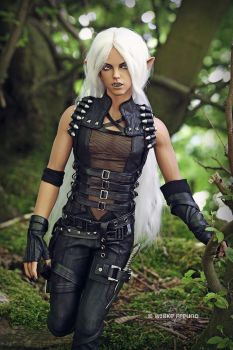 The Hunter by Labeculas-Dollhouse