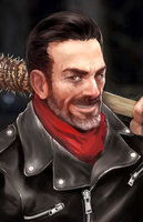 Negan by JNickBlack
