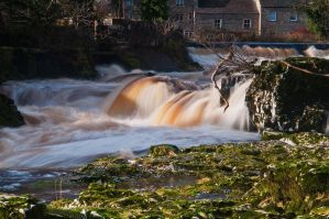 Linton Falls by taffmeister