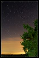 Startrails by MrMeik