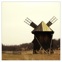 windmill by kT4