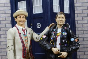 The Seventh Doctor and Ace by GhostLord89