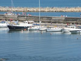 Tomis Harbor by A-Xander