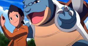 Flaco and Blastoise by All0412