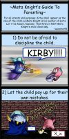 Meta Knight's Parenting Guide by warpstar99