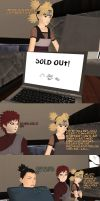 Request #208 POOP! Ticket SOLD OUT! by MichealJordy