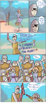 Sister Sins: Guard who cried Bimbo 01 by ZeroForever