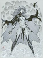 Goblin queen by MichaelDooney