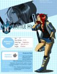 The Brawler of Battle High by NyRiam