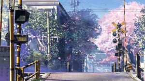 5 Centimeters Per Second by Ryuuzuke