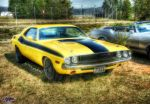 Dodge Challenger  HDR by evrengunturkun