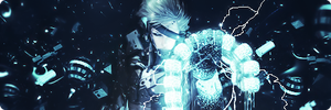 Raiden signature by SentinelArtema