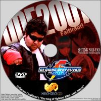 King of Fighters 2001 LIVE ACTION (Disc Cover) by MartiEscageda
