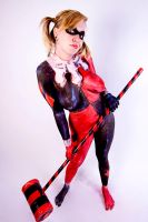Body Paint Harley by MooneWolfe