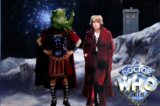 Planet Of The Judoon by hordoc2