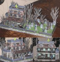 Ravensblight Manor 2010 by paperart