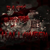 |Halloween Fonts~ by DamnProblem