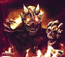 Hell Fire by unlimitedvisual