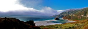 Pacific Coast Highway by anthonymusician