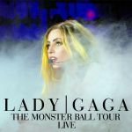 Lady Gaga - Monster Ball Tour by CdCoversCreations