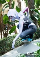 W15 - Spider-Gwen by BlizzardTerrak