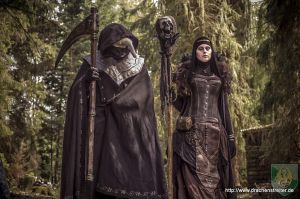Hedera with the Reaper [costume] by L0u1sa