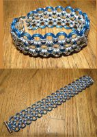 Blue Japanese 12 in 2 by SarahTheSlightlyMad