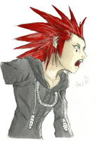 Axel by Jes-the-dragonfox