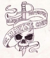 USMC by xXbytemeXx