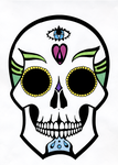 Sugar Skull by sugarskullsdesigns
