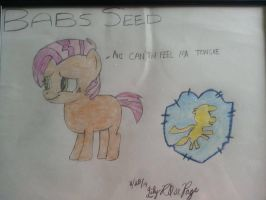CMC Babs Seed - Ahi Can'th Feel Ma Tongue by lilyr0sepage