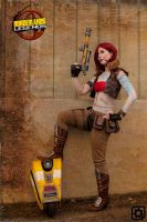 Borderlands Lilith by LadyCerbero
