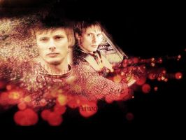 Bradley James by 25djadja
