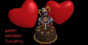 Happy Harley Birthday!! by slasherman