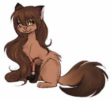 Yon-kitty :3 by MoonLightRose17