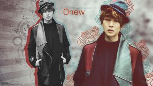 SHINee's Onew Wallpaper by demeters