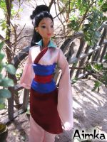 Princess Mulan by Aimka
